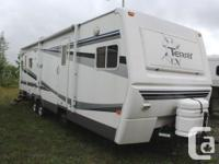 Description: Spacious and clean! Features: Awnings: