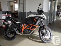 New 1190 Adventure R .The 1190 Adventure R has the