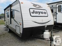 2016 Jayco Jay Flight SLX 195RB $46 Weekly OAC * Sleeps