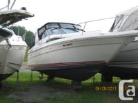 Boat is in super condition. New top is 3 yrs old.