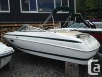 Exceptional condition! Very good running boat! Kept in