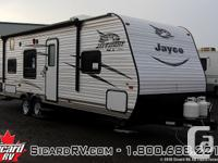 Description: The 2016 Jay Flight SLX 264BHW, by Jayco,
