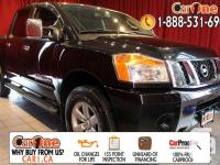 The 2011 Nissan Titan Crew Cab SV 4X4 in