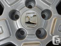"""18"""" Honda Ridgeline, MDX, Honda Odyssey, 5x120mm Rims"""