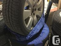 Used rims and mounted (balanced) tires for sale. 1