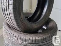 "18"" All Season Tires. 4 Michelin Latitude Very good"