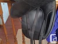 Immaculate condition Isabell Werth dressage saddle