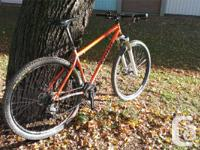 Hello, I am selling my 2012 Kona Unit frame. I have