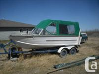 1972 Starcraft, immaculate condition. 18' with full