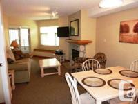 Bright, equipped 1 room available in Creekside for 6