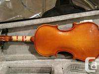 European made Knilling Bucharest violin 1/10 for 4-5