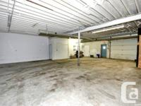 Sq Ft 1650 Convenient warehouse space located in the