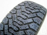 One 185/60R14 Goodyear Nordic Winter Tire for Sale.