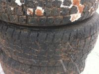 Offering 4185/65/ 14 tires on rims thanks to 4x100