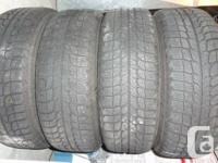 I have a good set of triangle winter tires made by