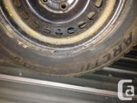 Tires and also rims off a sunfire/cavalier, tires were