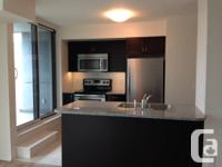 Lovely never lived-in 1 room unit right throughout from