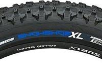 Description: Vee Tire Co. Snowshoe XL Tires. The