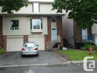 @ A Semi-Detached House near HWY 401 & 404 w / 4
