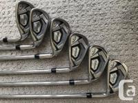 2018 Callaway rogue iron set 5-p regular shaft Shaft: