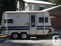 1979 Traveler. 18ft individual trip trailer available.