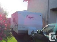 we have a 18ft trailer for sale it is in very good