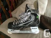 Reebok 18K pump skates 7.5 D. simply made use of a