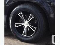 "Set of 4 18"" rims bolt pattern will fit 5x115 or"