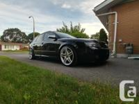 Set of 4 staggered (18x8.5 front, 18x9.5 rear) Mercedes