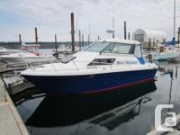 "1980 Campion Marine Paning Hull Cuddy ""Blue Wonder"""