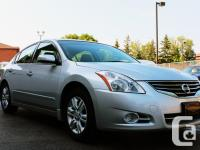 What a Beauty! 2011 Nissan Altima SL with Premium