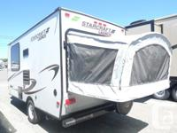 2014 Starcraft Launch 16RB As the name implies, the