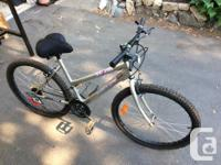 "Used 19"" Storm Supercycle mountain bike with"