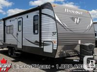 Description: The 2016 Hideout 260LHS, by Keystone, will