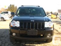2008 Jeep Grand Cherokee Laredo Offers All Power