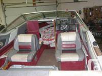 Maxum cudy 19.5 ft. c/w 115 hp. Yamaha O B Galv.