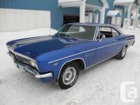 1966 Chevrolet Impala An excellent 2 door sports coupe