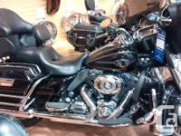 On our showroom floor!The 2011 Harley-Davidson Touring