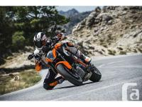 ..In the form of the KTM 1290 SUPER DUKE R, KTM has