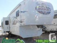 2008 Heartland Big Horn 3400RL $91 Weekly OAC * Sleeps