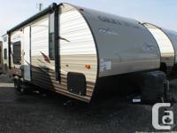 2015 Forest River Cherokee Grey Wolf 26BH Travel