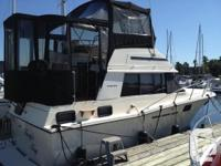 Here is a classic Aft Cabin Cruiser from Carver. Carver