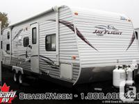 Description: .The 2012 Jay Flight 25BHS, by Jayco, is a