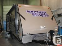 NEW 2014 NORTHERN EXPRESS 721RB Overall