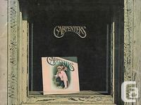 """For fans of """"THE CARPENTERS"""", here's 1 of their early"""
