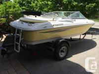 Super clean bowrider looking for a new family! Includes