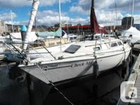 ~~Beautiful sailboat in exceptional condition w/all the