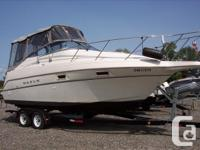 1999 Maxum 2400 SCRSpecifications Length Overall (LOA)