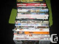 19 dvd movies $2 each  everything is illuminates $2