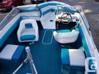 This well kept 1991 boat includes: - 1991 Johnson 150hp